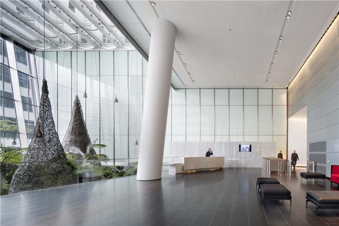 办公楼室内空间设计