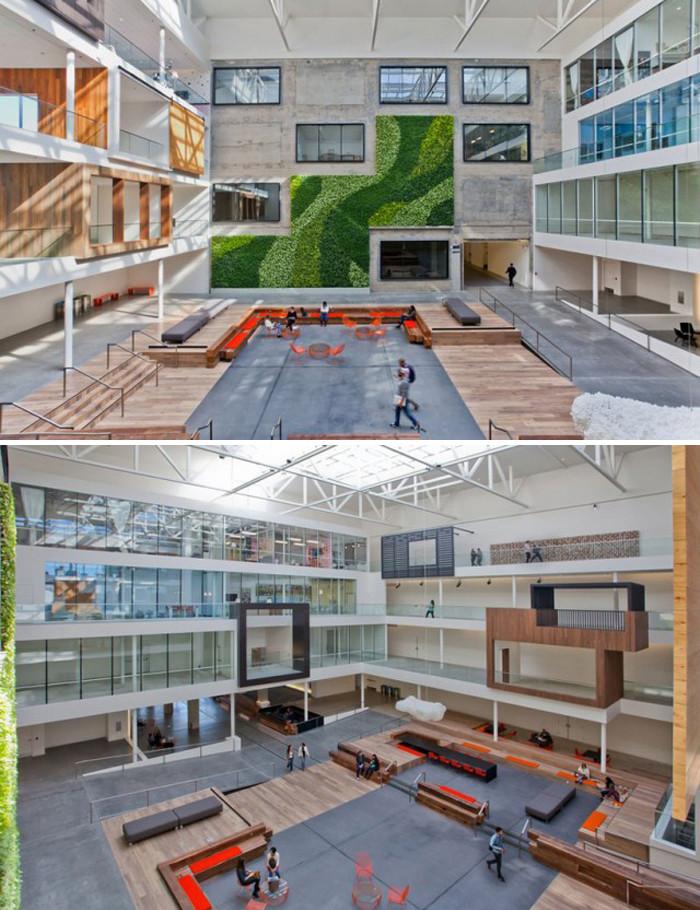 airbnb住宿网站创意办公室设计案例欣赏