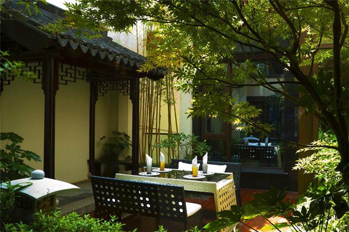 中式别墅庭院设计万年不变的实用法则