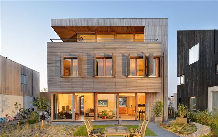 高端别墅设计团队解析木质别墅通风设计要点