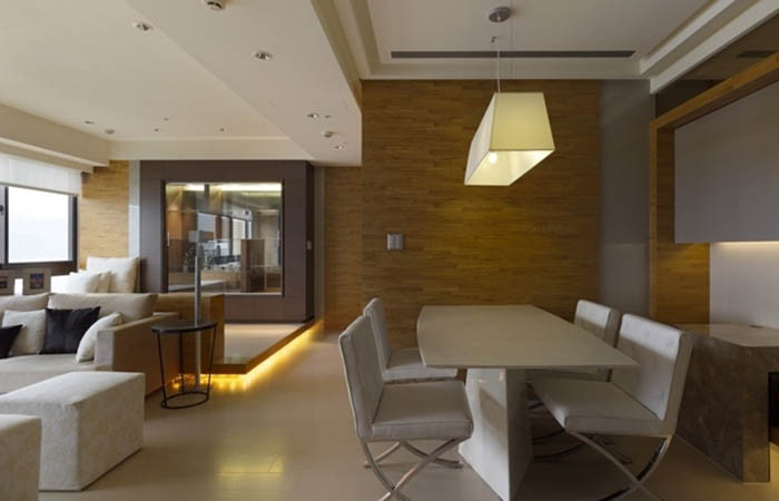 郑州勃朗别墅设计专家解析高端别墅硬装设计的魅力