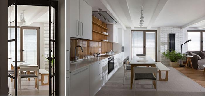 欧式简约风别墅客厅设计