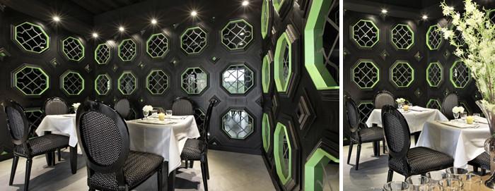 高档西餐厅设计方案