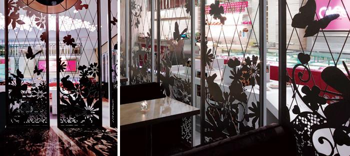 colette法式烘焙店装修设计效果图图片