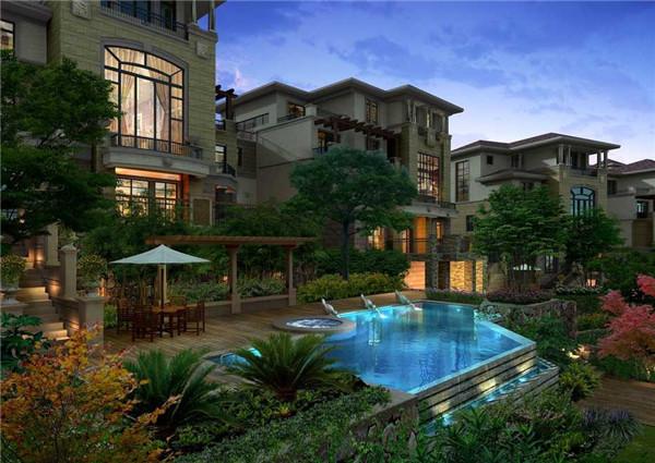 水景别墅设计方案