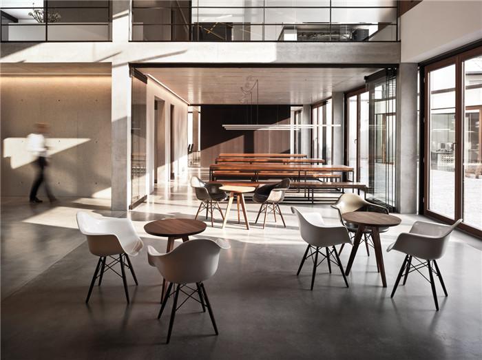 德国斯图加特办公大楼设计案例欣赏