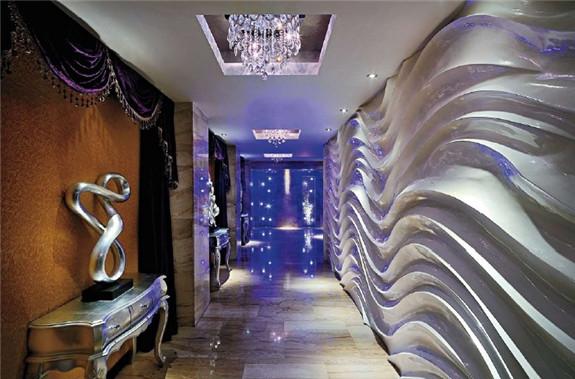 中式海岛风情会所 天涯海角商务休闲娱乐会所设计