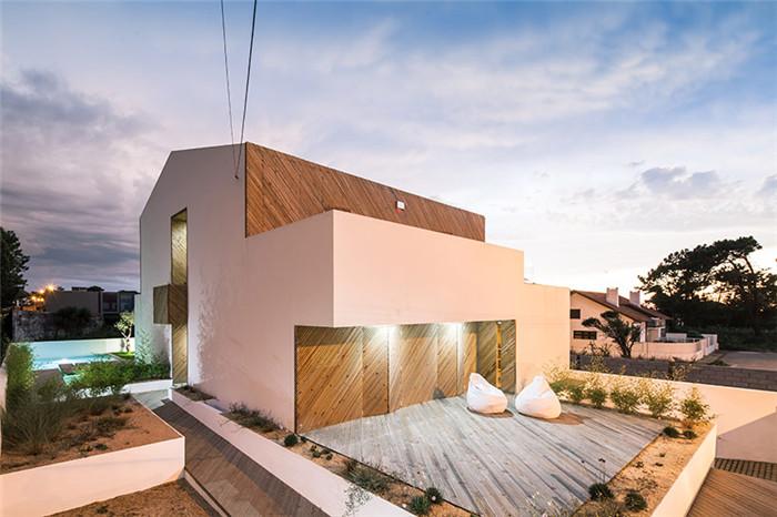 兼具办公与居家的海边独栋别墅改造设计方案号陶院一别墅图片