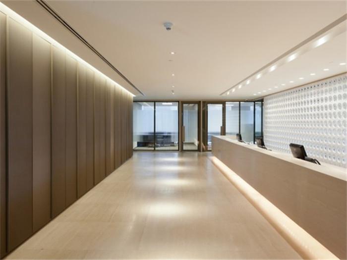 巴西bic banco银行总部办公室设计案例欣赏