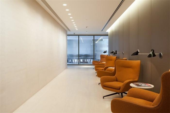 现代简约风国外办公室设计