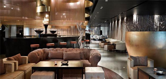 欧式时尚 迪拜梅丽亚豪华五星级酒店设计欣赏