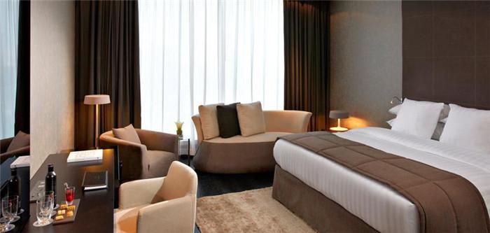 精致舒适的国外酒店设计欣赏