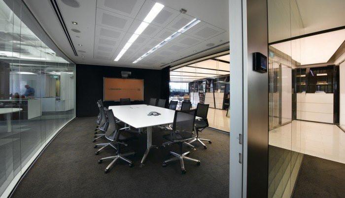 绿色建筑 建筑公司新加办公室设计欣赏