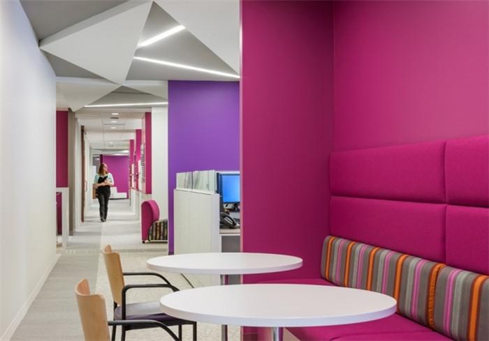 河南办公室装修设计公司分享国外办公室装修设计案例