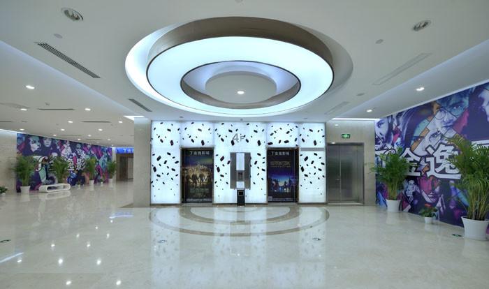 电影院电梯厅设计方案