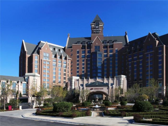 郑州酒店设计公司与您分享欧式风五星级度假酒店设计图片