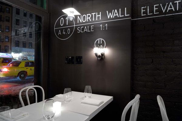 国外创意主题餐厅室内设计案例