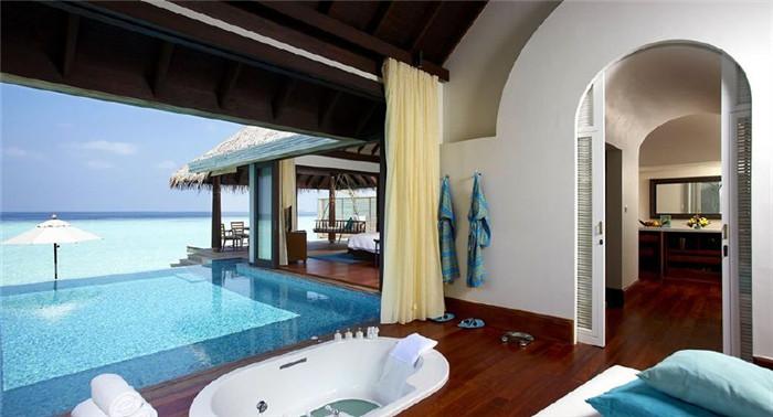 国外别墅度假型酒店设计效果图欣赏