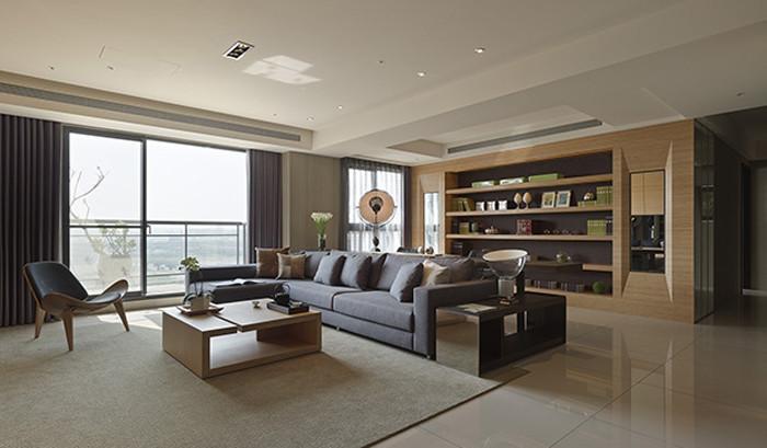 现代风格大基地豪宅设计案例