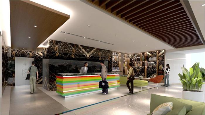 马来西亚hoho主题性精品酒店设计效果图欣赏