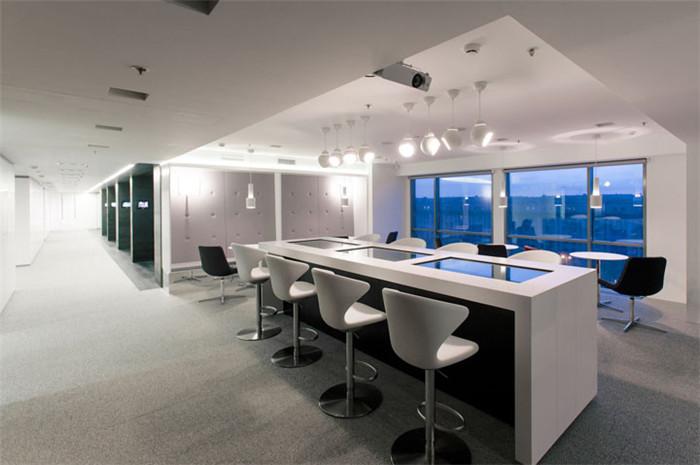现代前卫 尔罗斯siab银行时尚办公室设计案例