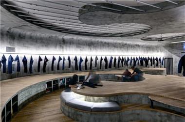 創意辦公室設計 - 上海勃朗(bld)空間設計公司