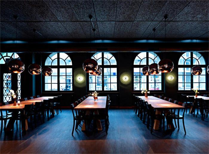 国外特色创意餐厅酒吧设计效果图