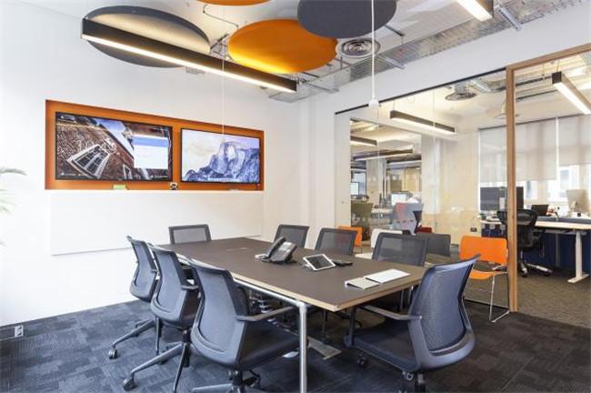 办公空间:会议室设计图片