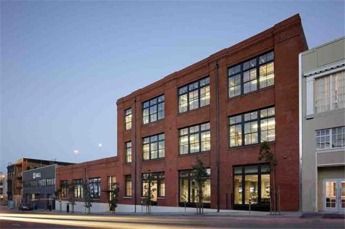 美国weebly公司特色办公室设计案例欣赏