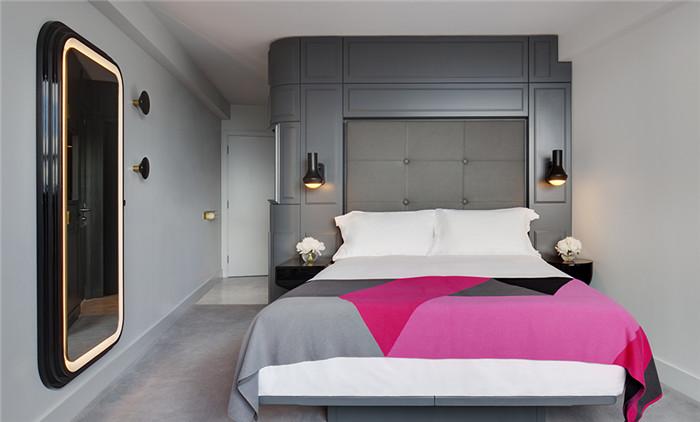 酒店精品客房设计图片