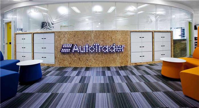 国外汽车公司现代时尚创意办公室装修设计案例