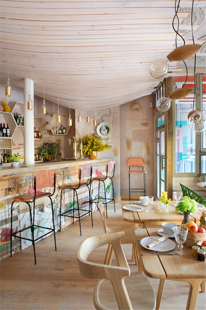 国外创意餐厅设计案例欣赏