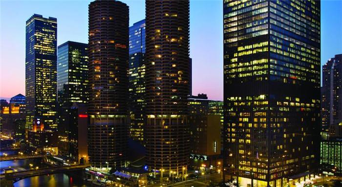 国外精品酒店空间设计 芝加哥朗廷五星级酒店设计案例