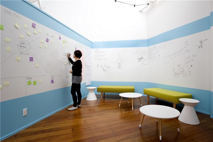 国外共用办公室设计案例欣赏