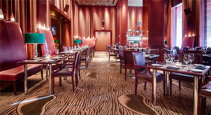四星级酒店餐饮空间设计欣赏