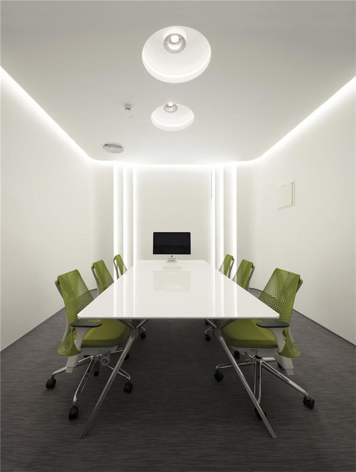 雅致现代办公室会议室设计欣赏