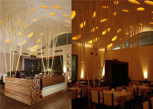 国外创意时尚主题餐厅设计推荐:维拉卓米尔餐厅