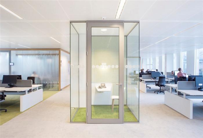 郑州办公室设计公司邀您欣赏国外现代精品办公室设计方案