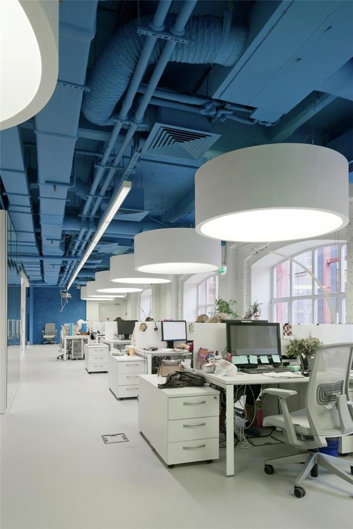 办公室办公空间细节设计欣赏