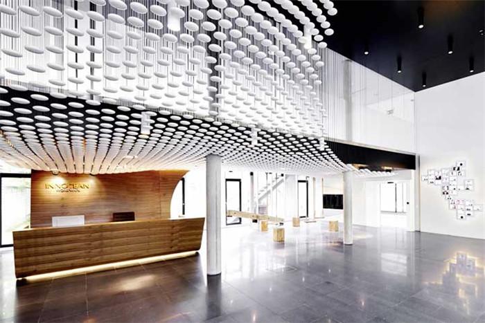 国外广告公司创意办公室空间设计