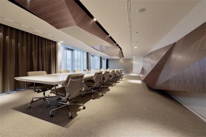 国际广告公司innocean总部时尚创意办公室装修设计