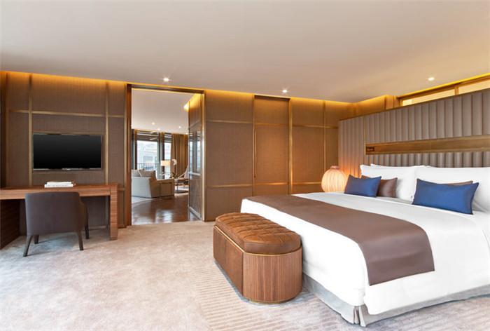 伊斯坦布尔瑞吉酒店共有120间客房