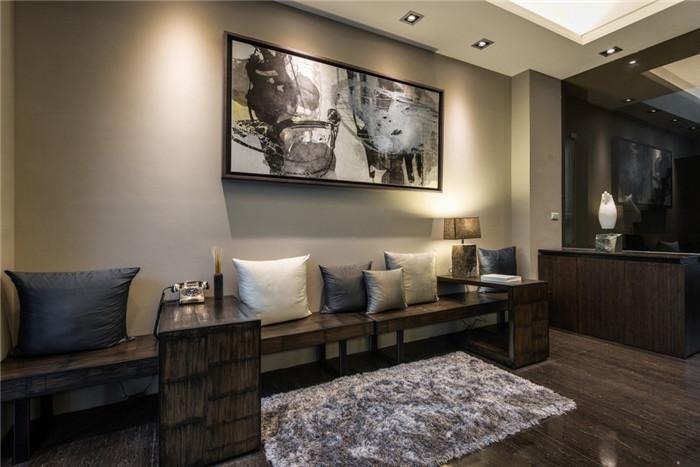 郑州高端别墅设计专家分享现代东方美学别墅设计案例
