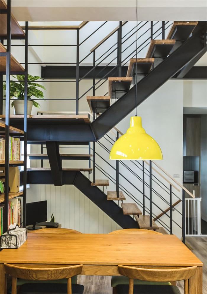 商铺楼梯设计效果图