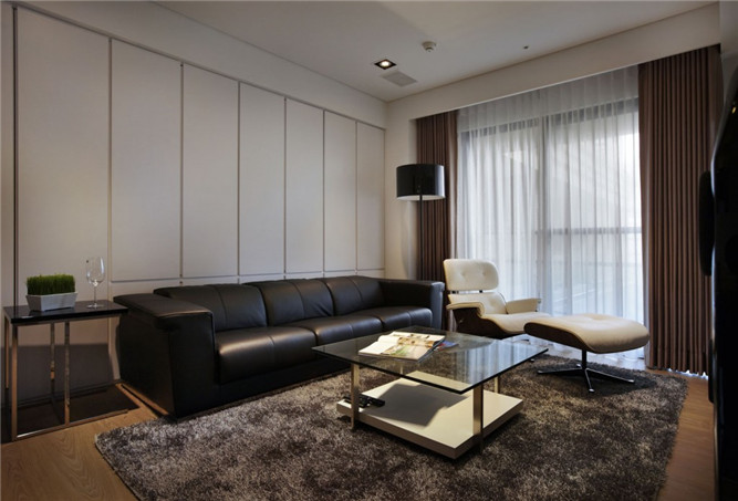 郑州别墅设计公司分享专为优质单身男性规划的私人