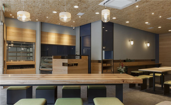 小型餐饮店面设计图展示图片