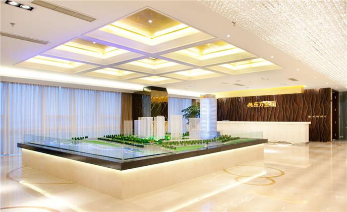 东方金石接待中心设计 胶南海湾最好的接待会所设计