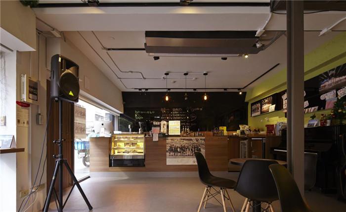 专业餐厅设计公司推荐楼中楼loft特色咖啡厅设计