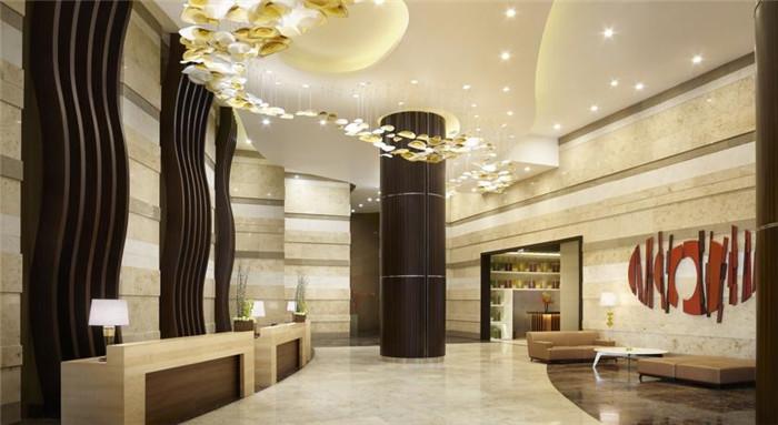 酒店室内局部空间设计