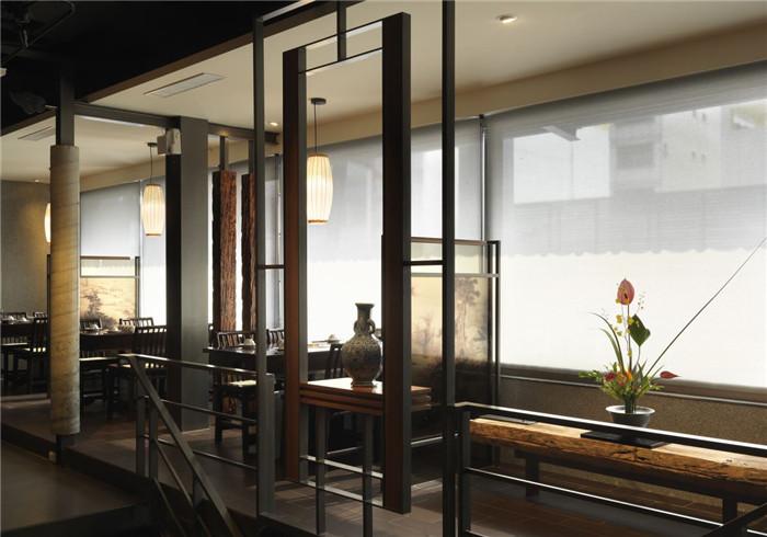 鄭州專業餐廳設計公司分享東方禪意火鍋店設計方案